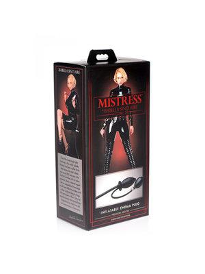 Mistress by Isabella Sinclaire Aufblasbarer Einlauf-Plug