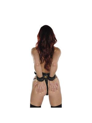 Strict Leather Deluxe Locking Bondage Belt