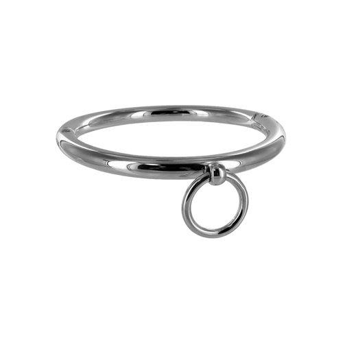 Master Series Halsband aus Stahl mit Ring