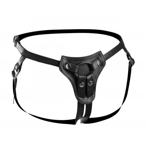 Strict Leather Premium All Access Leder Harness