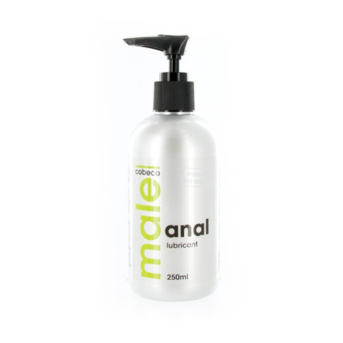 male MALE - Anal Lubricant (250ml)