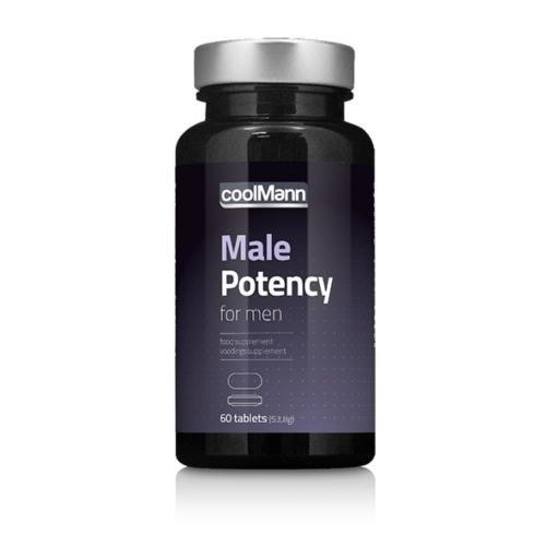 Coolmann CoolMann male potency tabs
