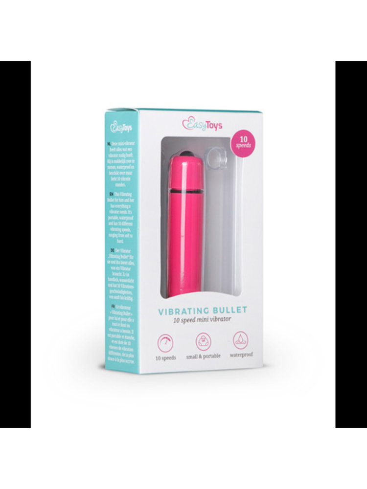 Easytoys Mini Vibe Collection Kugelvibrator in Pink