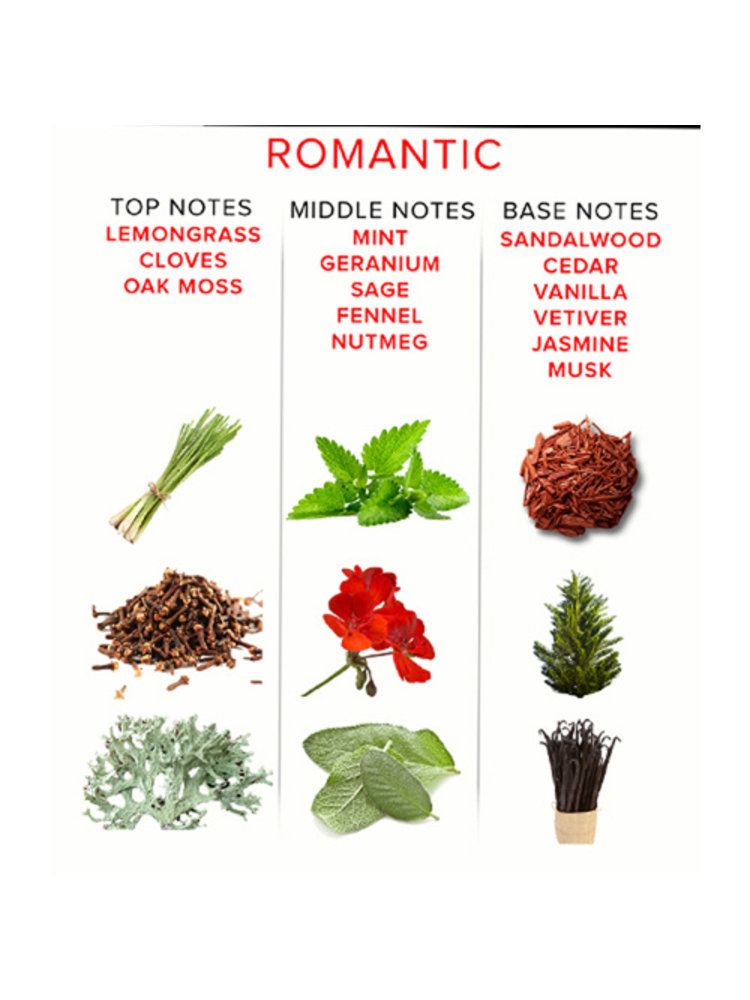 Eye Of Love EOL Romantic Massagekerze für Ihn