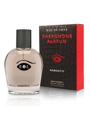 Eye Of Love Romantic Pheromones Perfume - Mann/Frau