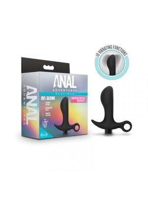 Anal Adventures Anal Adventures Platinum - Vibrierendes Prostatamassagegerät 01