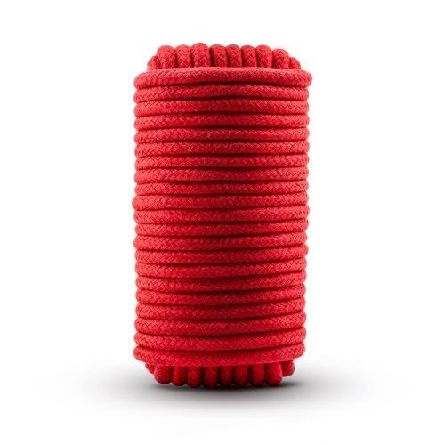 Temptasia Temptasia - Bondageseil - 10 Meter - Rot