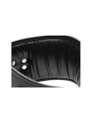 Strict Leather Einschränkender Kragen aus gepolstertem Leder