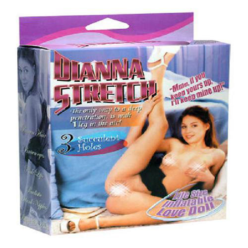You2Toys Dianna Stretch Liebespuppe - Sexpuppe