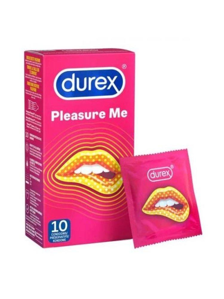 Durex Durex Pleasure Me Kondome - 10 Kondome