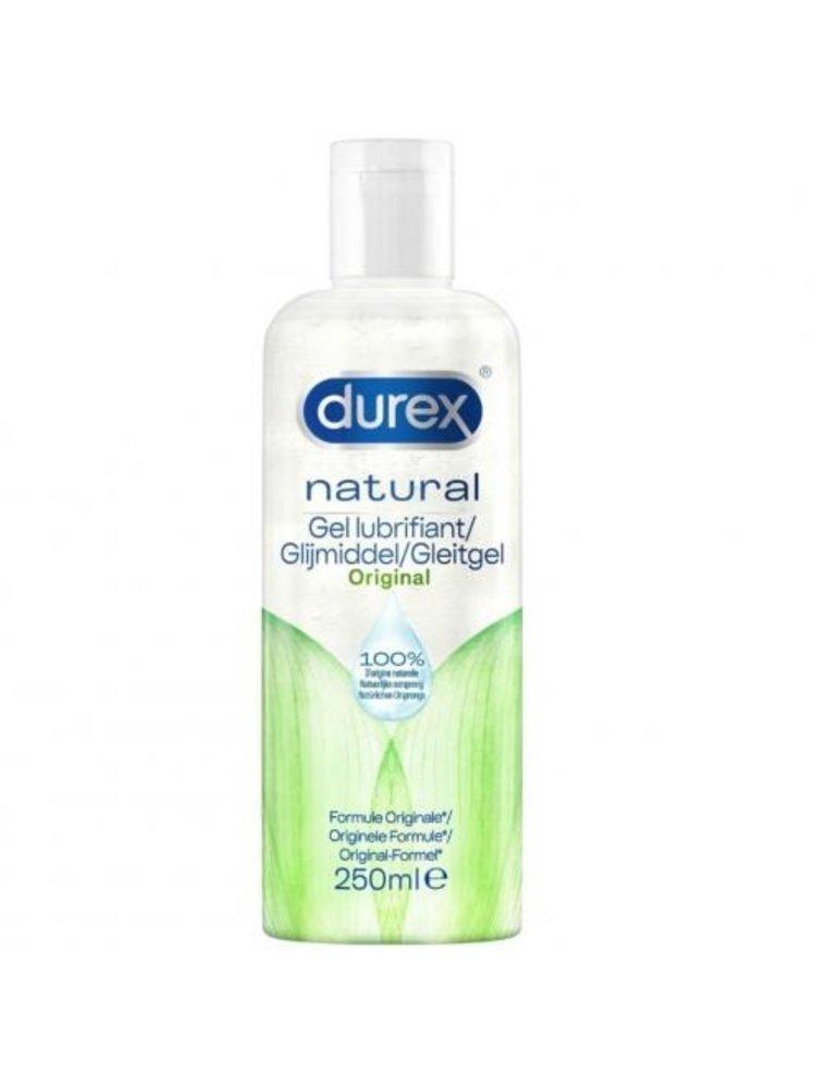 Durex Durex Natural Gleitmittel auf Wasserbasis - 250 ml
