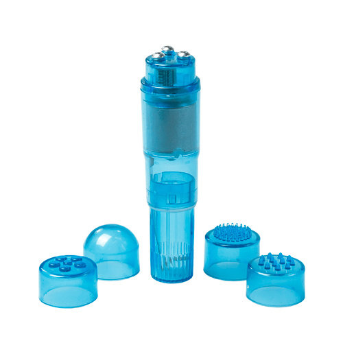 Easytoys Mini Vibe Collection Easytoys Pocket Rocket in Blau
