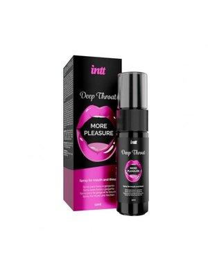 INTT Deep Throat Spray - Minze