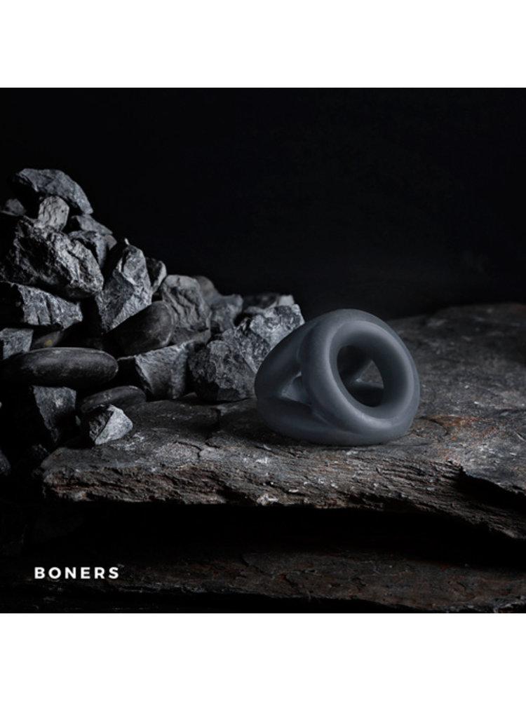 Boners Boners Triple Penisring aus Flüssigsilikon