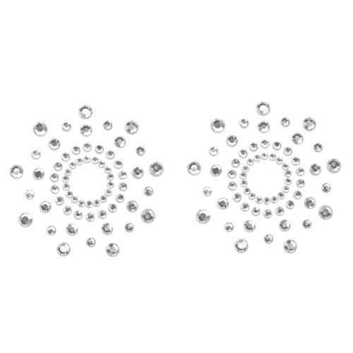 Bijoux Indiscrets Mimi Nippelhütchen - silbern