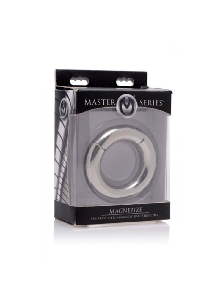 Master Series Magnetize magnetischer Hodenstrecker