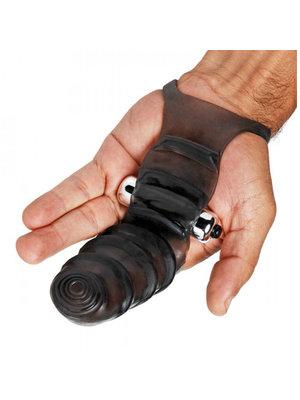 Master Series Bang Bang G-Punkt Vibrierender Fingerhandschuh