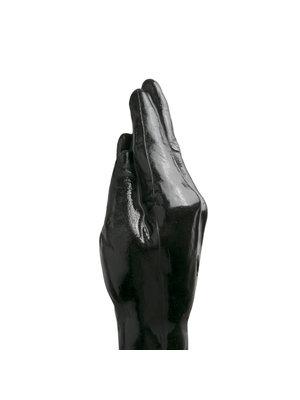 All Black Fisting Dildo 39 cm