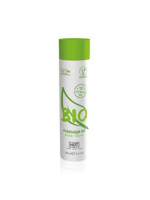 HOT Bio HOT BIO Massageöl Aloe Vera - 100 ml