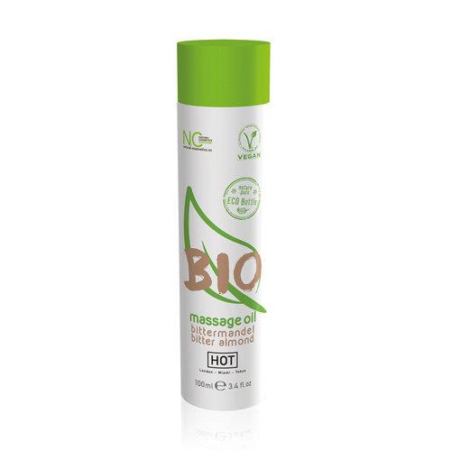 HOT Bio HOT BIO Massageöl Bittermandel - 100 ml