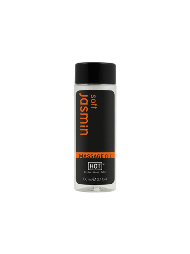 HOT HOT Massage Oil - Soft Jasmin