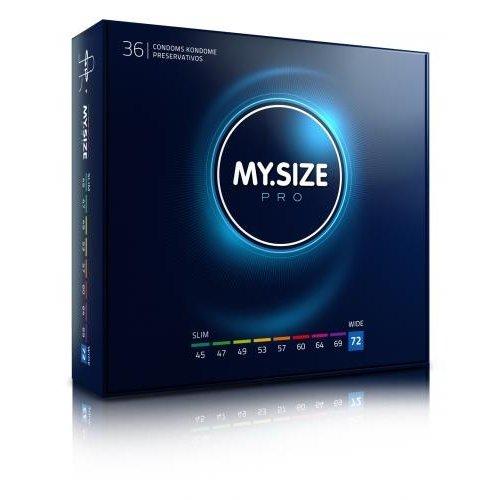 My.Size MY.SIZE Pro 72 mm - 36 Stück
