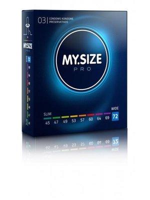 My.Size MY.SIZE Pro 72 mm - 3 Stück