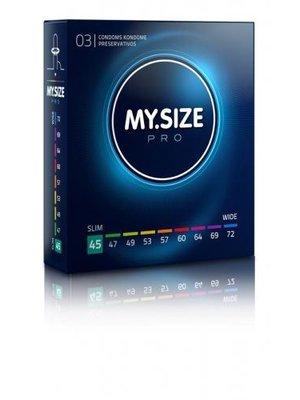 My.Size MY.SIZE Pro 45 mm Kondome - 3 Stück