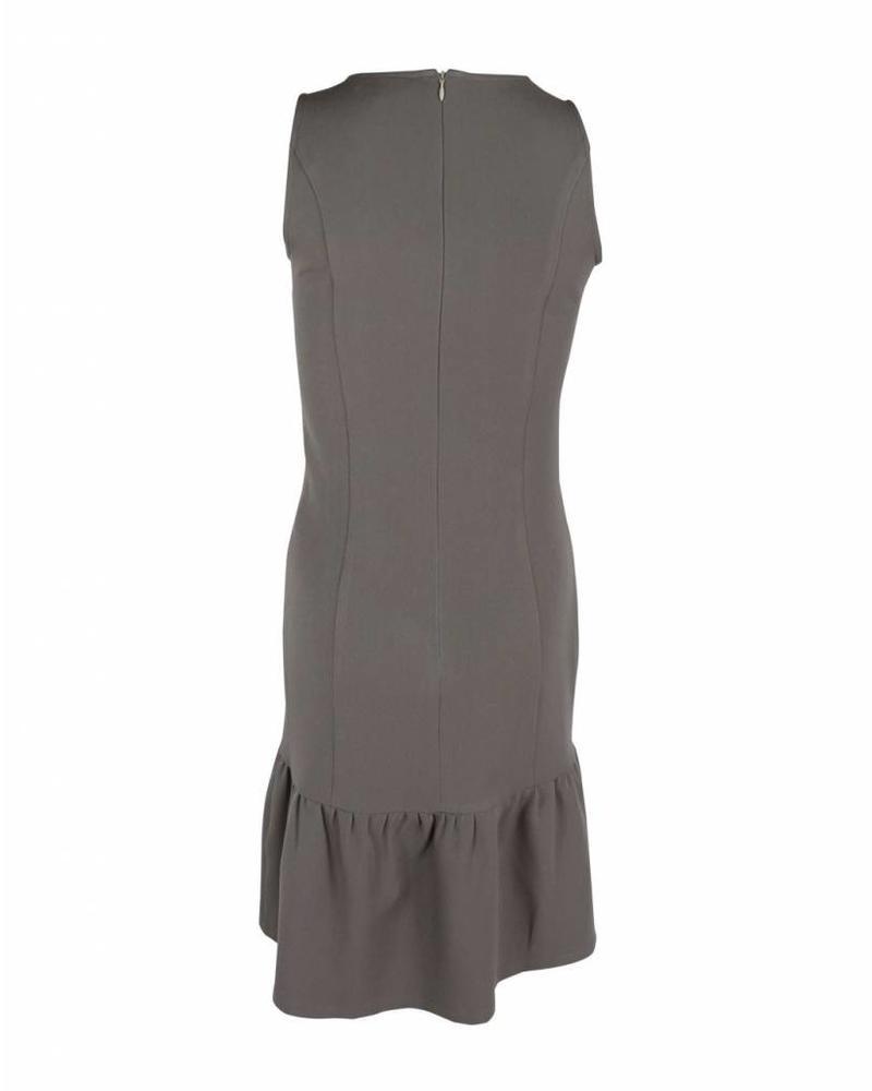 LongLady Dress Jadelle Taupe