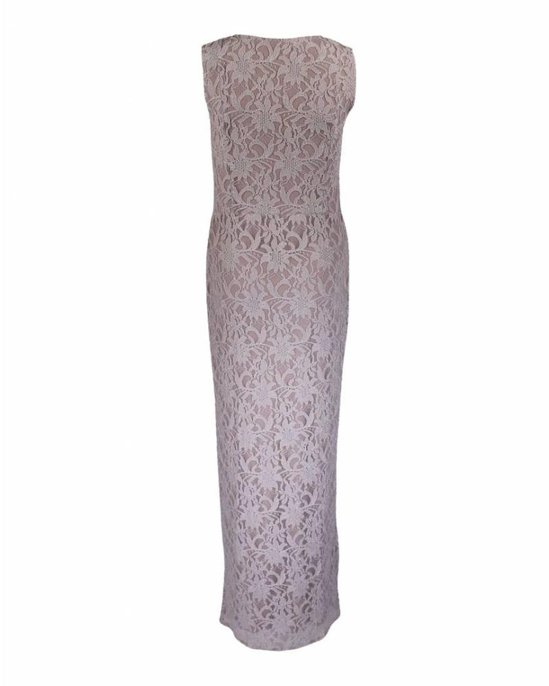 Longlady Dress Josy Oldpink