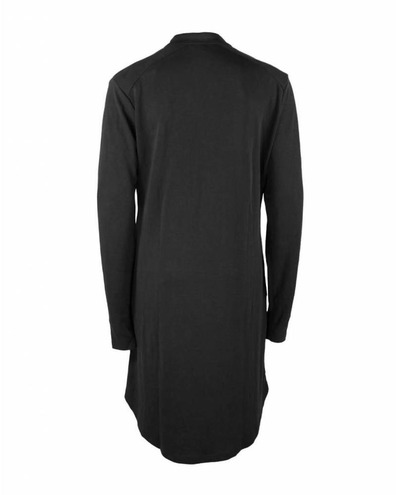Longlady Dress Ellis Black