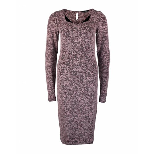Longlady Longlady Dress Eliesa Pink