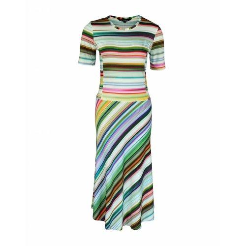 Longlady Longlady Dress Agnes Dessin