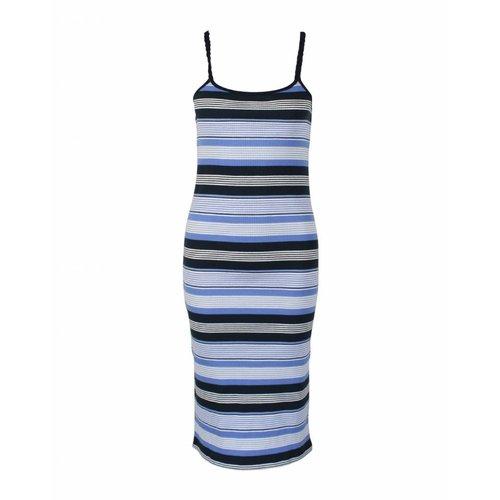 Longlady Longlady Dress Jany Blue