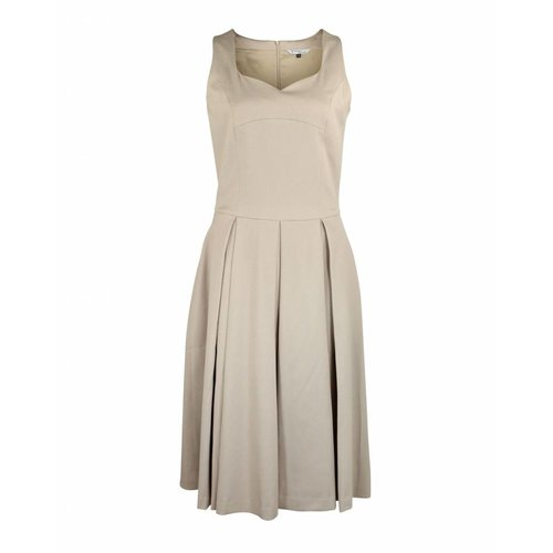 Longlady Longlady Dress Esmee Beige