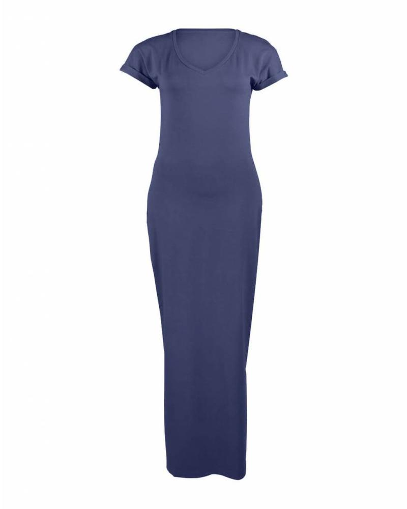 Longlady Dress Estel Darkblue