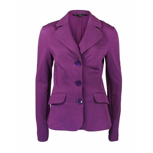Longlady Longlady Blazer Charlot Purple