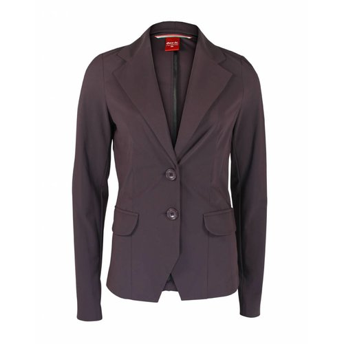 Only-M Only-M Blazer Sporty Chic Prugna