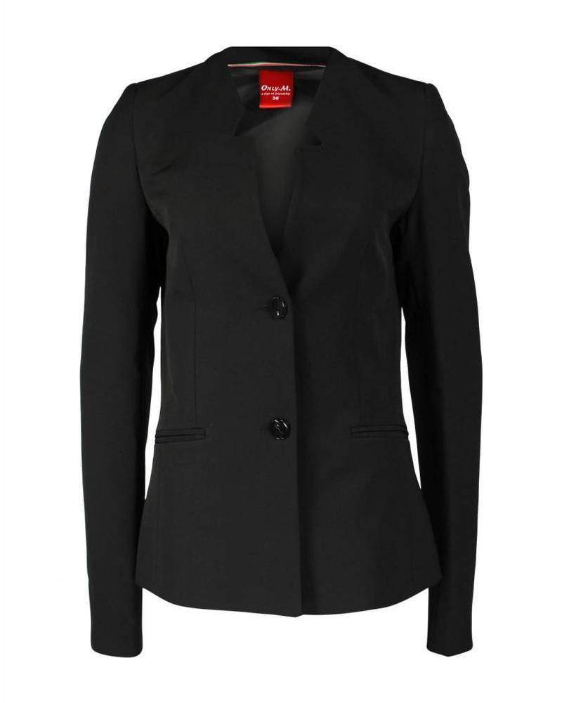 Only-M Blazer Fashion Nero