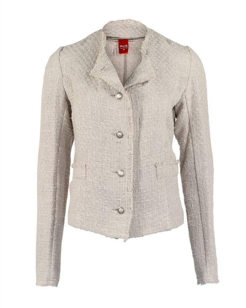 Only-M Blazer Chanel Beige