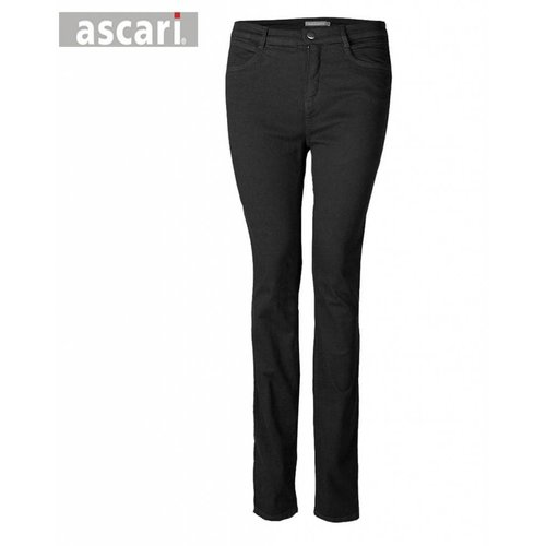 Ascari Ascari Jeans Power Stretch Zwart