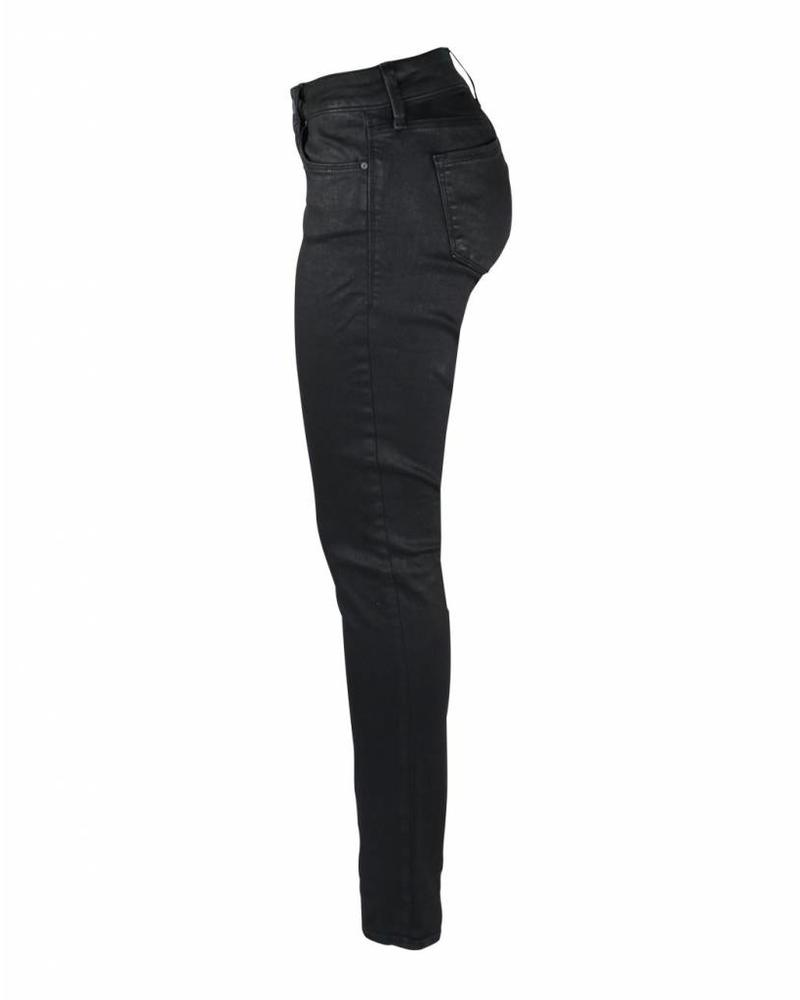 Mavi Jeans Adriana Black Coated