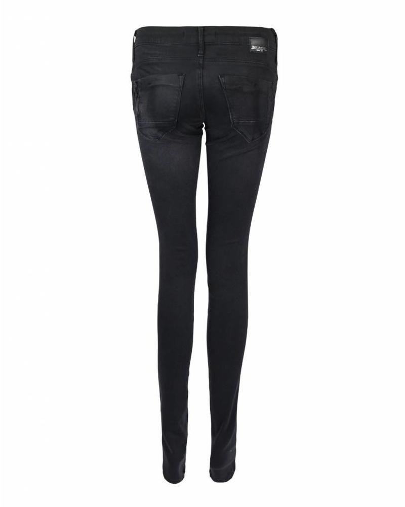 Mavi Jeans Serena Grey Coated