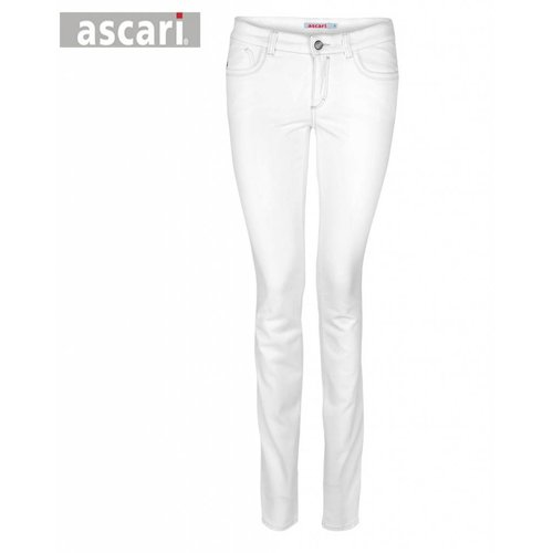 Ascari Ascari Jeans Power White