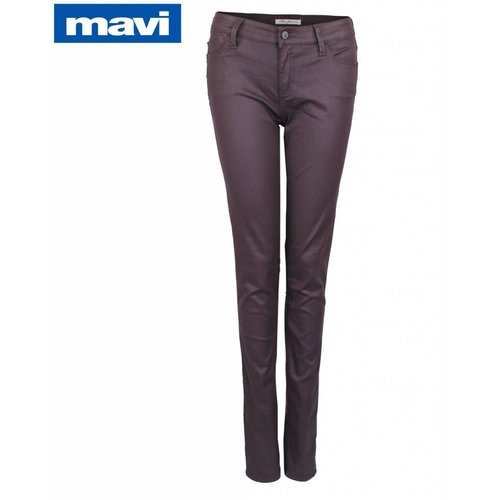 Mavi Mavi Jeans Nicole Jeather Bordeaux
