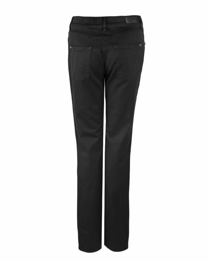 CMK Jeans Lisa Stripe Black
