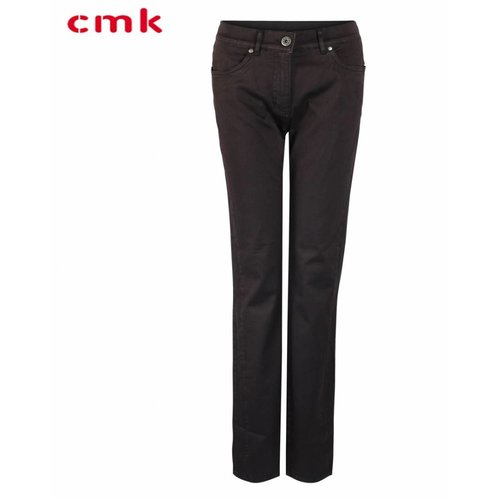 CMK CMK Jeans Lisa Stripe Aubergine