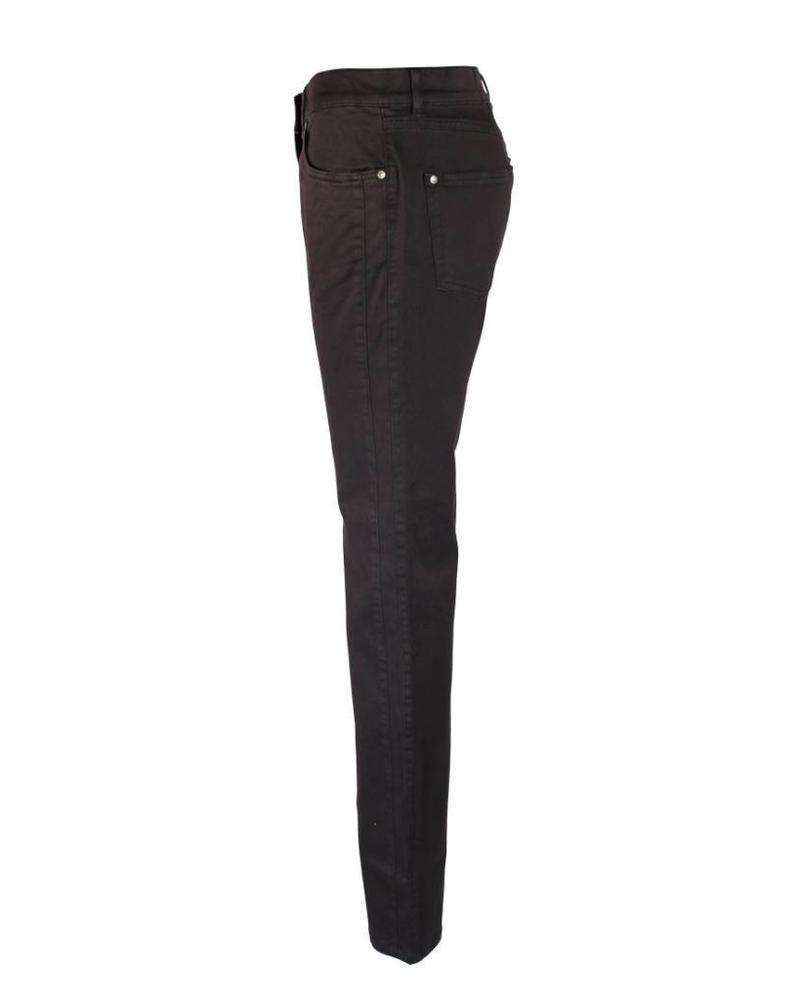 CMK Jeans Lisa Stripe Aubergine