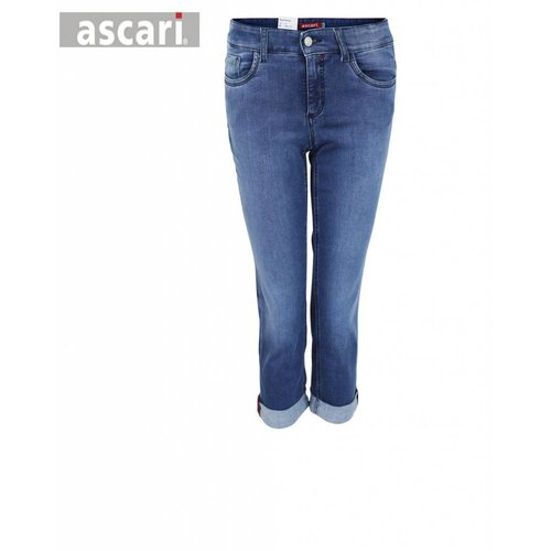 Ascari Ascari Power Turnup Denim