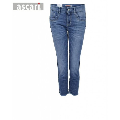 Ascari Ascari Kim Cropped Denim